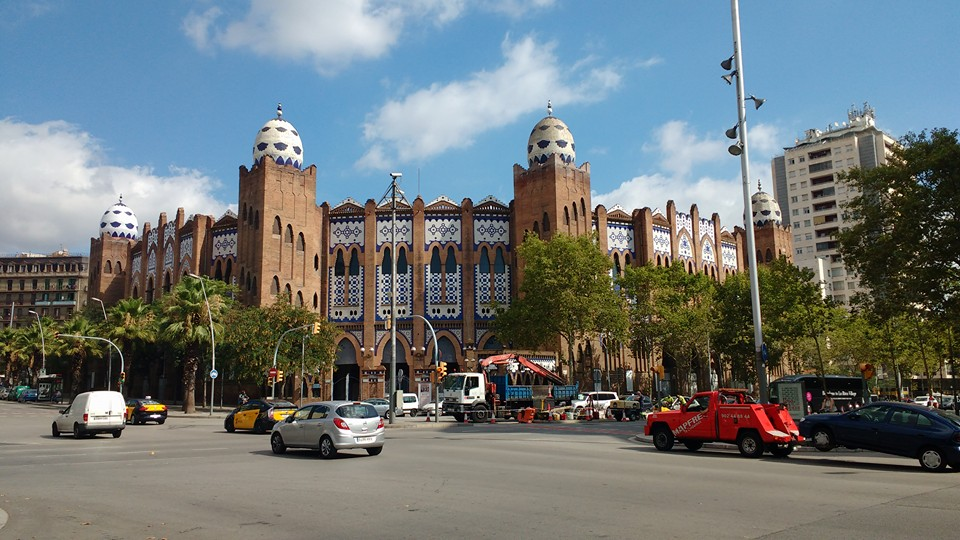 barcelona daytime